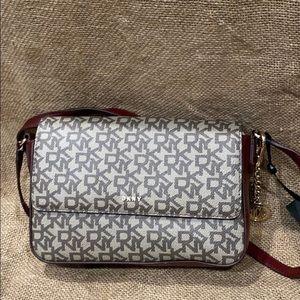 Brown DKNY Crossbody Bag BRAND NEW